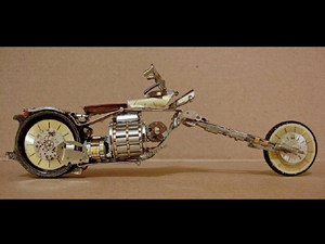 Wristwatch motorcycles 17