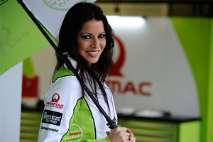 2011 MotoGP Jerez Paddock Girls 13