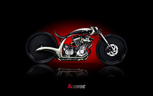 Akrapovic Morsus 1