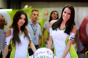MotoGP Grid Girls 2011 Mugello_17