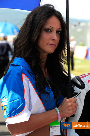 MotoGP Grid Girls 2011 Mugello_40