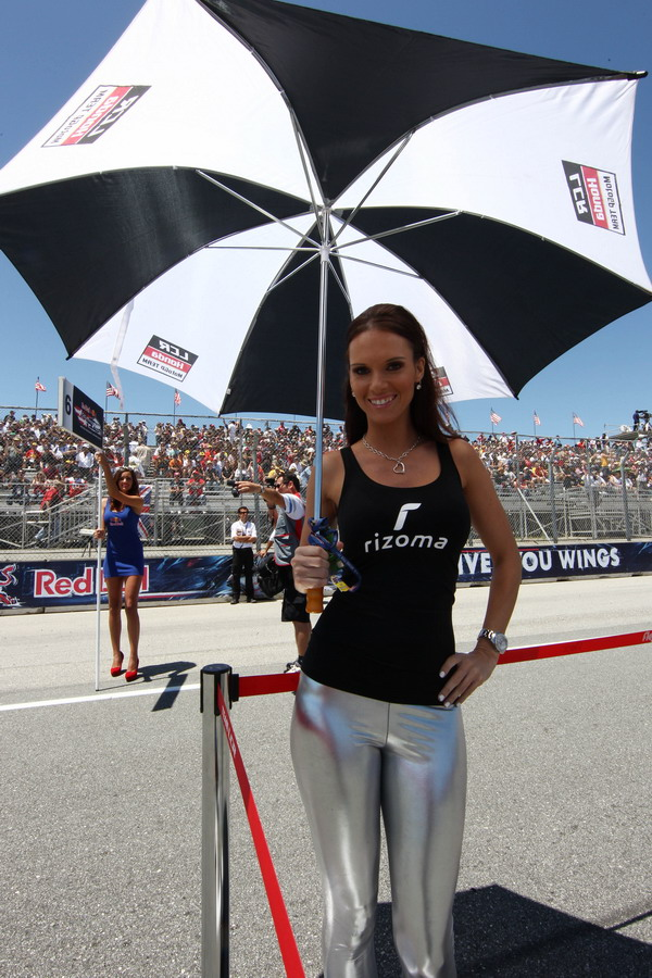 motogp grid girls Photo