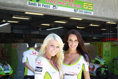 MotoGP Paddock Girls 2011 Indianapolis 29
