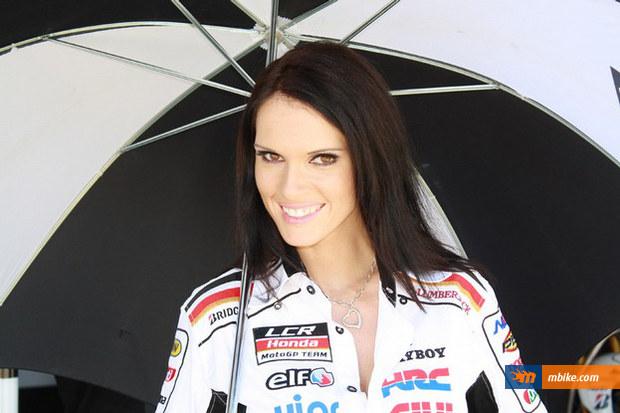 MotoGP Paddock Girls 2011 Indianapolis 35