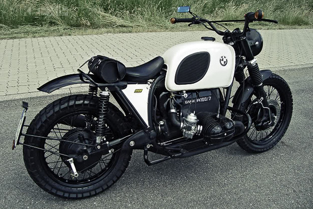 Bikes I Like Bmw R100 Cafe Racer By Kari Tuominen Mbike Com