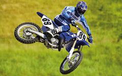 mc14_Yamaha Motocross Bike