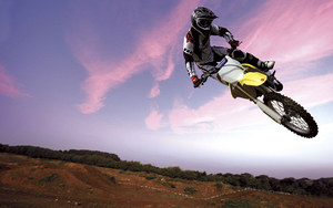 mc_26 Motocross at Sunset