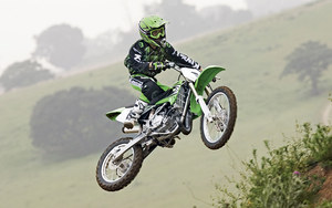 mc_Green Motocross