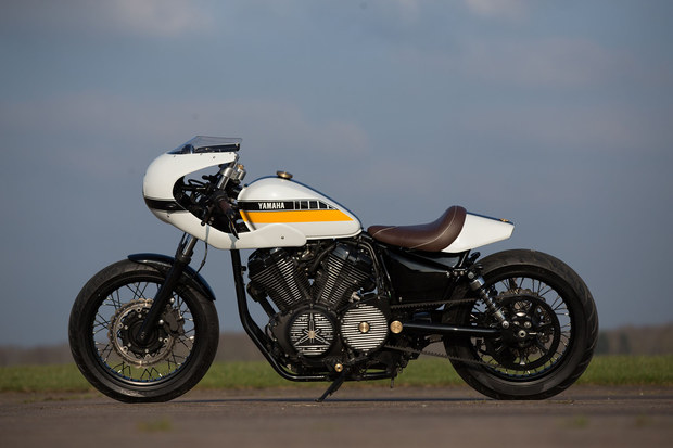 Yard Built Yamaha XV950 Dangan 07
