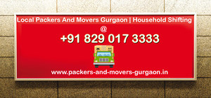 Packers And Movers Gurgaon | Get Free Quotes | Compare and Save flyer